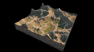 Mountain Aerial